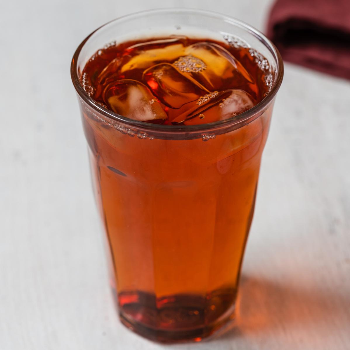 Iced Tea Raspberry & Elderflower