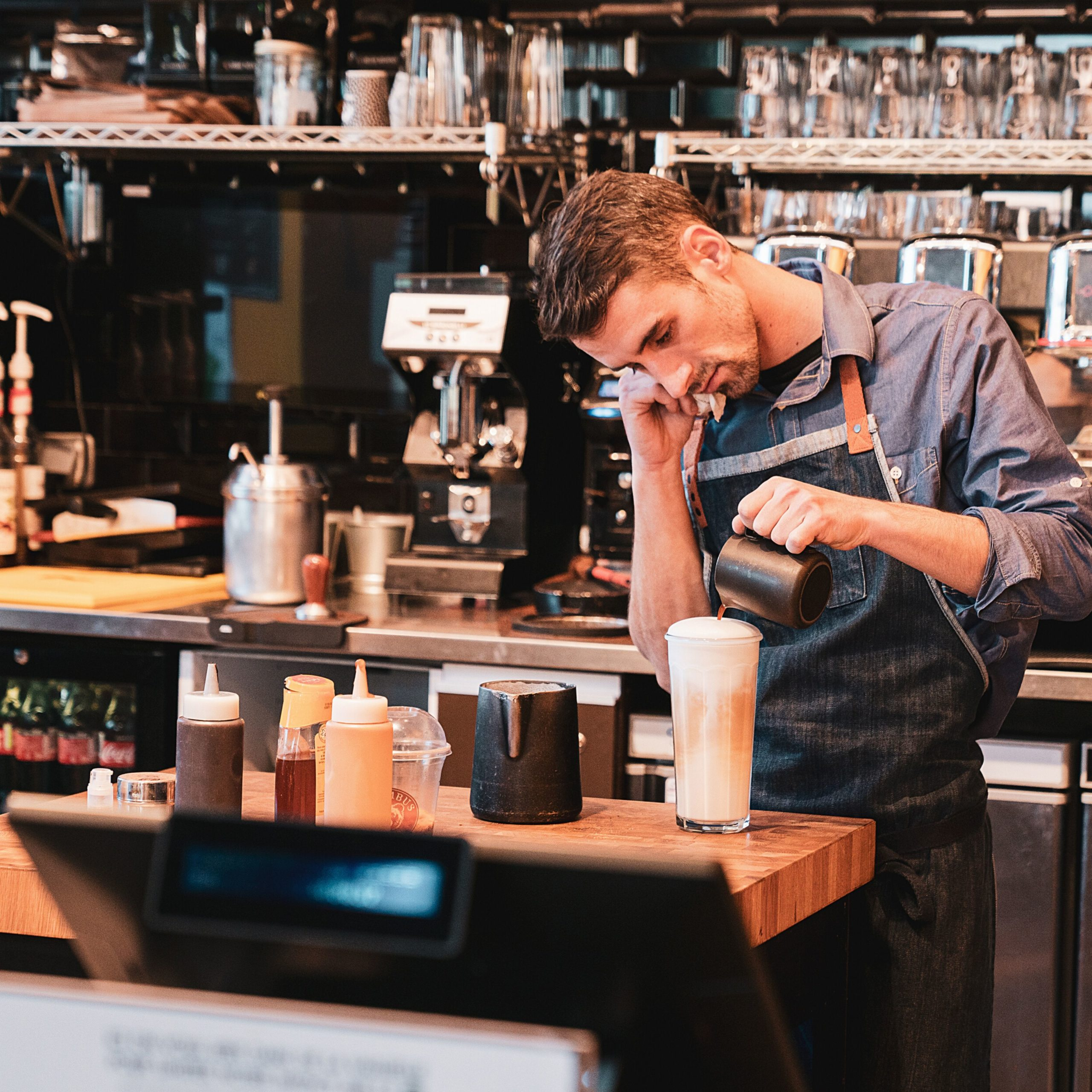 How do I become a franchisee in our coffee chain ?