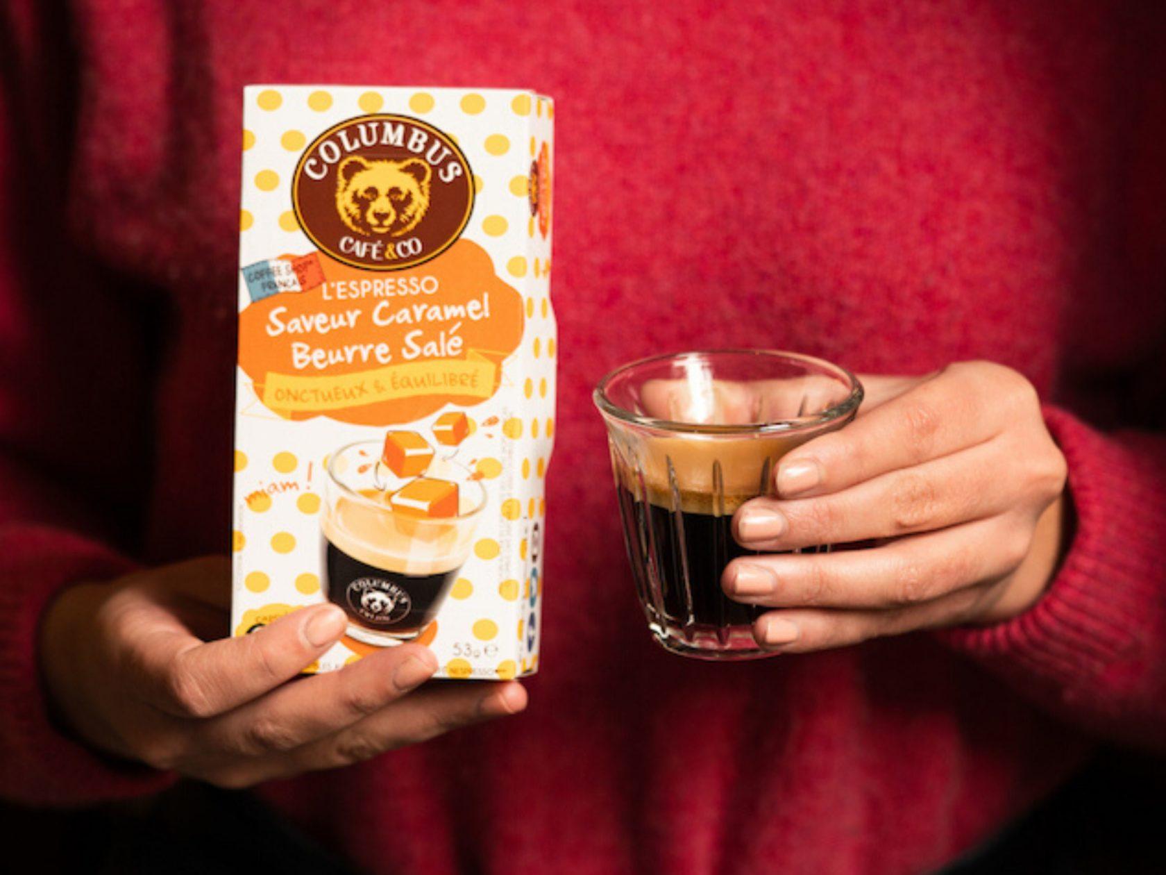Caramel Salted Butter Flavour Espresso Nespresso® x 10