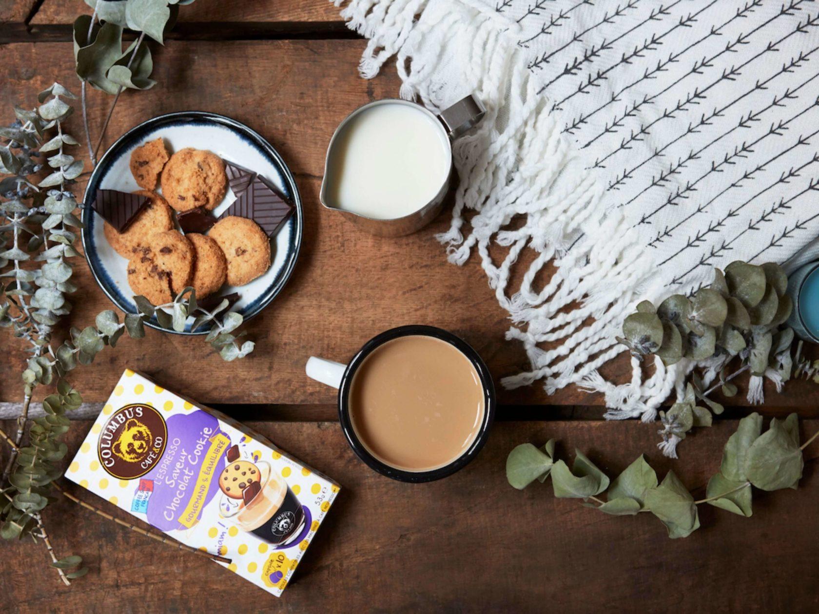 L'Espresso saveur Chocolat Cookie Nespresso® x 10