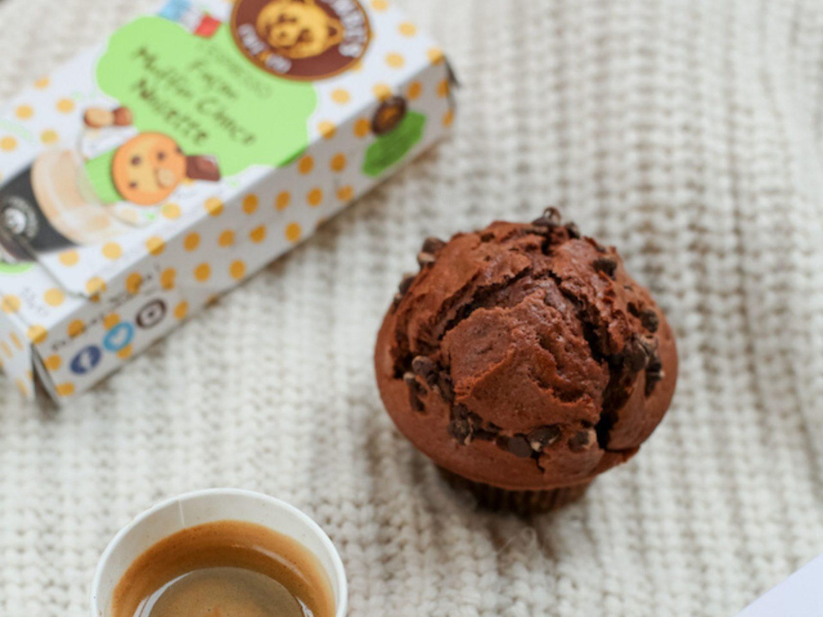 Chocolate Hazelnut Muffin Flavour Espresso Nespresso® x 10