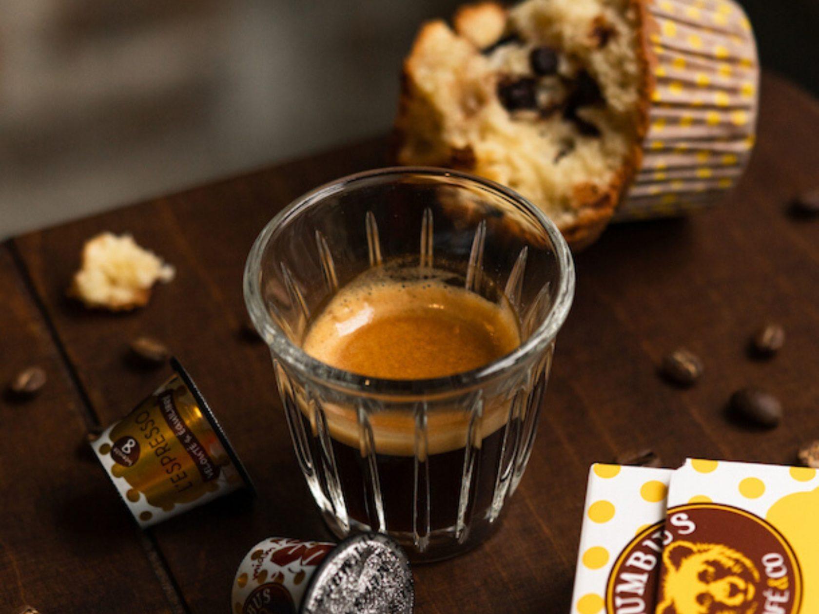 L'Espresso façon Muffin Choco Noisette Nespresso® x 10