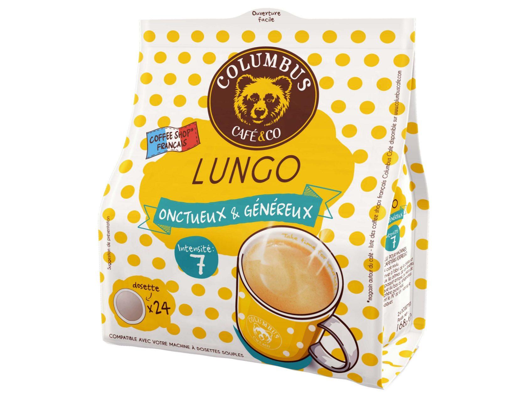 Barista Blend® Lungo Coffee Senseo® x 24