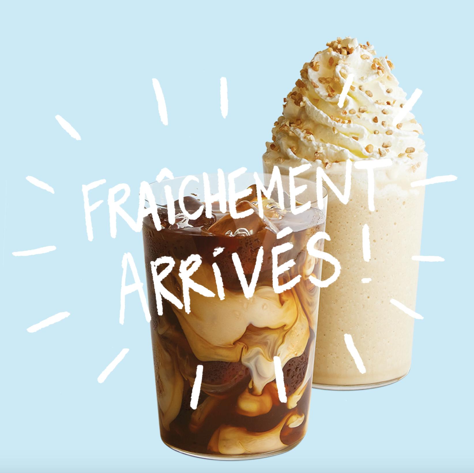 Du Cool Cold Café pour l'été !