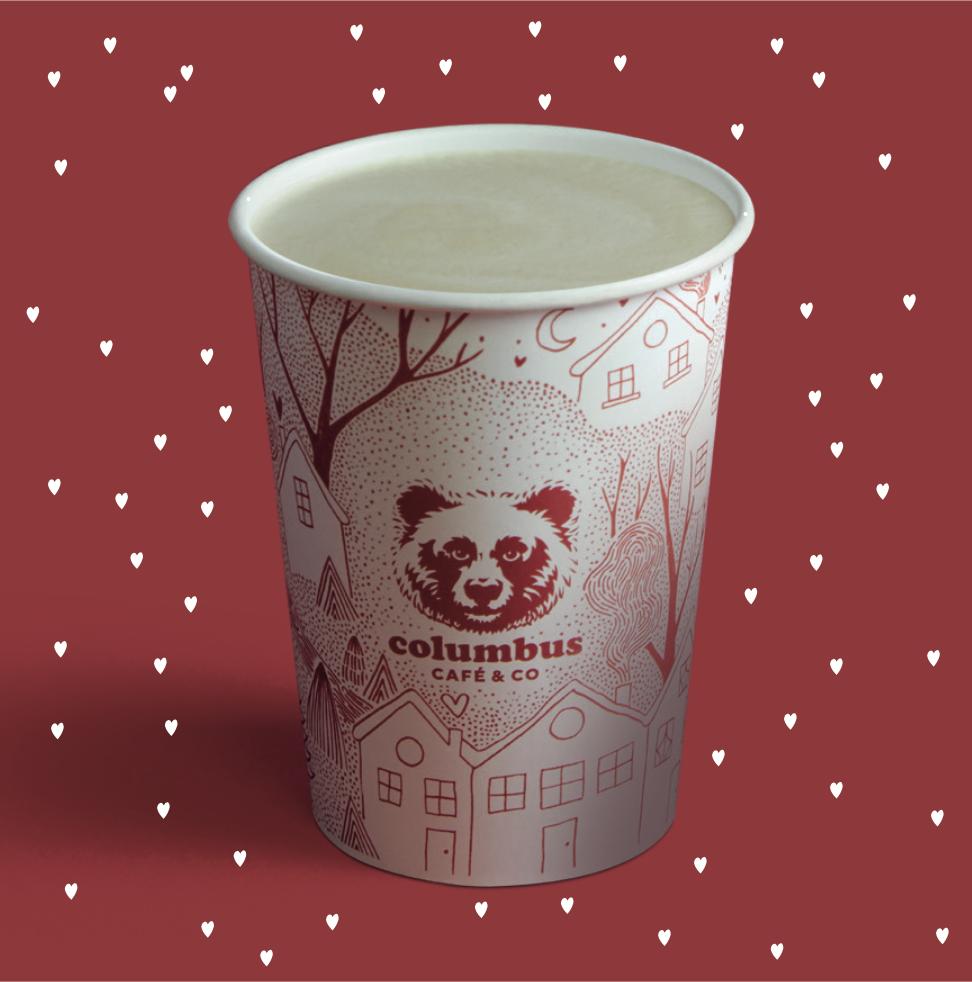 Our Lovely Tea Latte