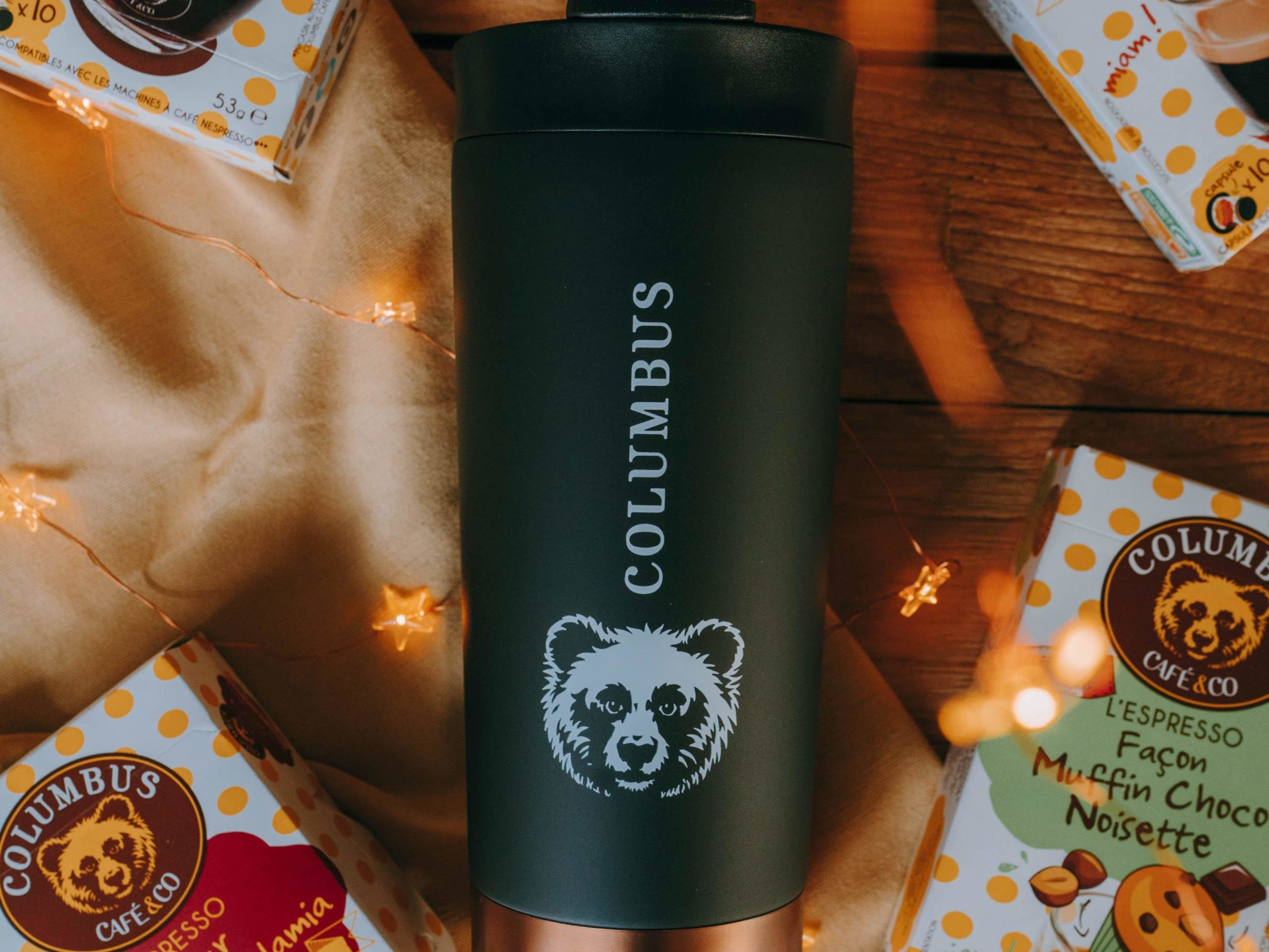 Thermos isotherme Columbus - 50 cl.