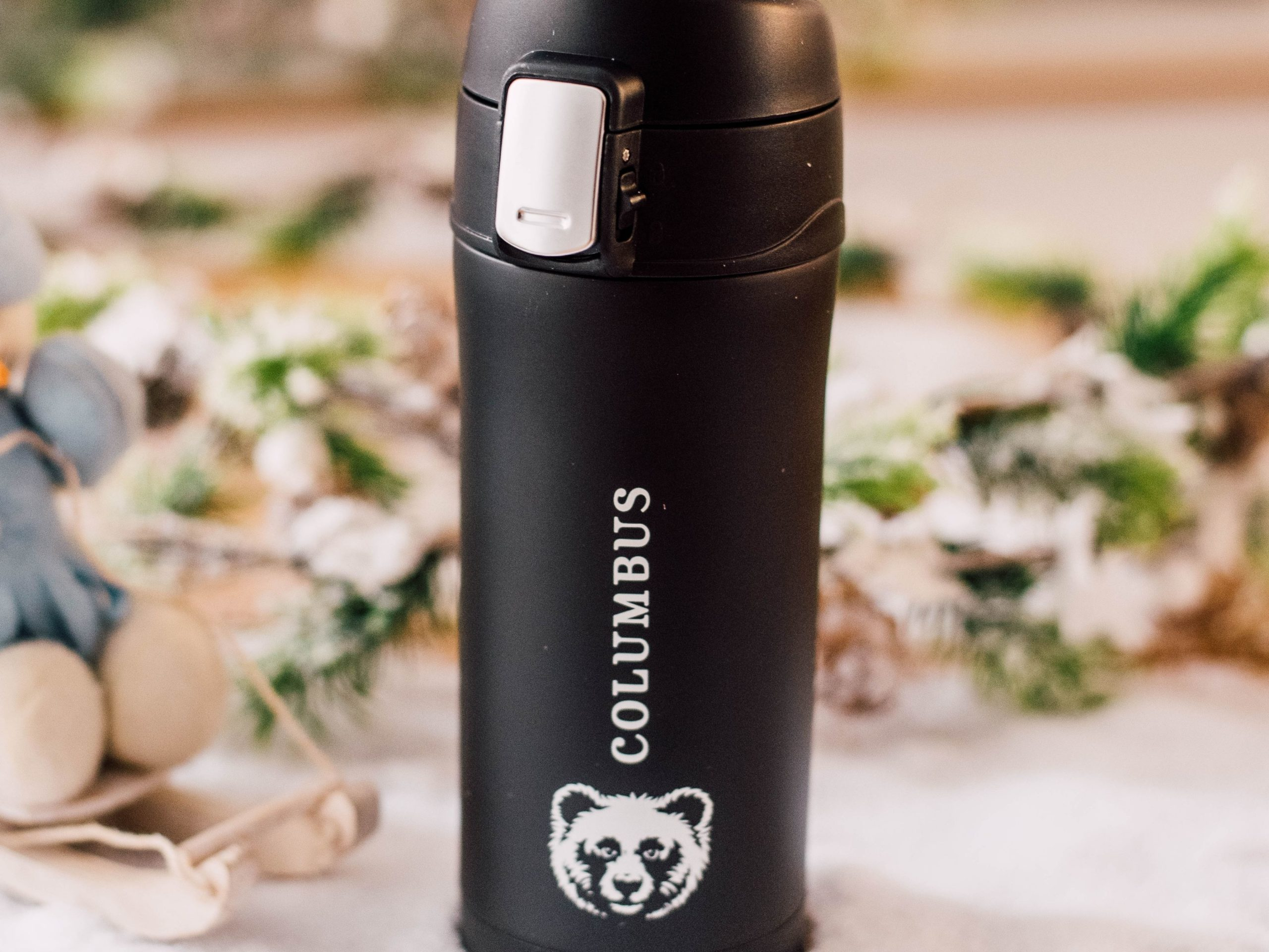 Thermos isotherme Columbus - 30 cl.