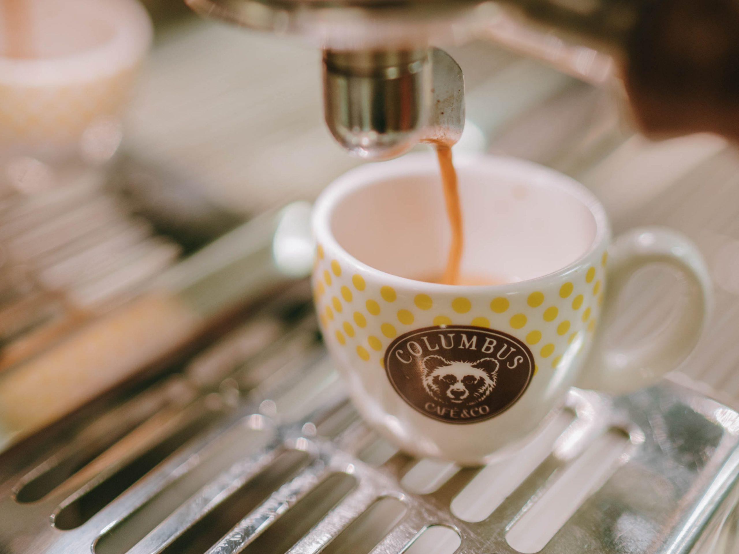 Tasse à café Columbus - 8cl.
