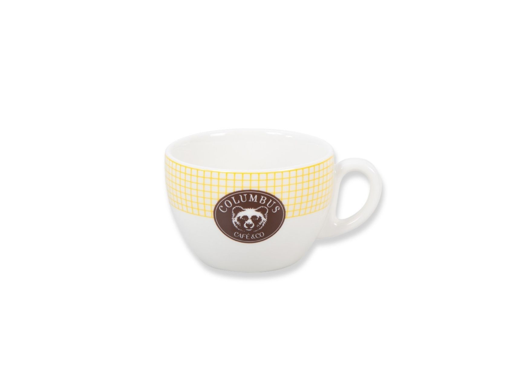 Columbus coffee cup – 20cl.