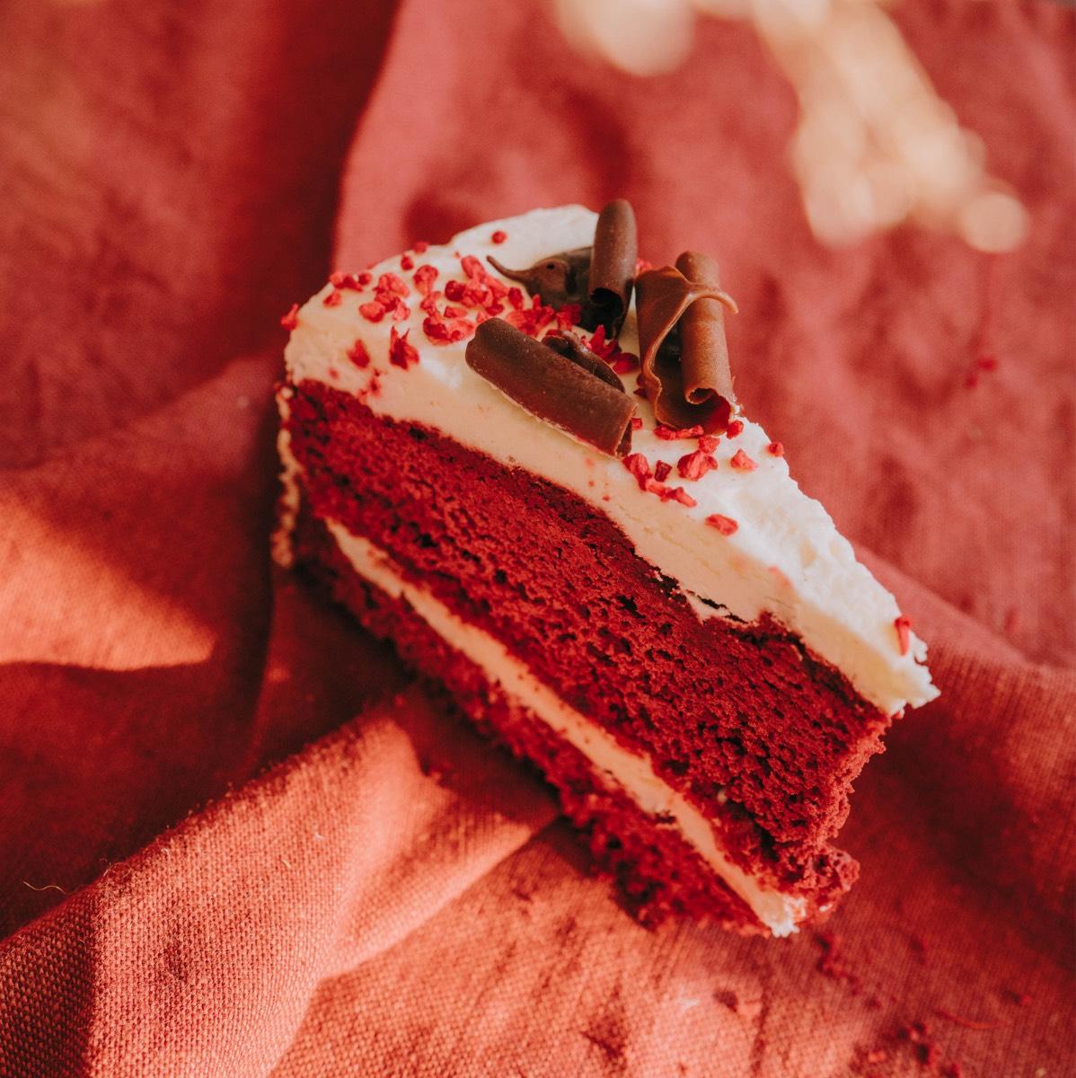 Notre gourmand Red Velvet
