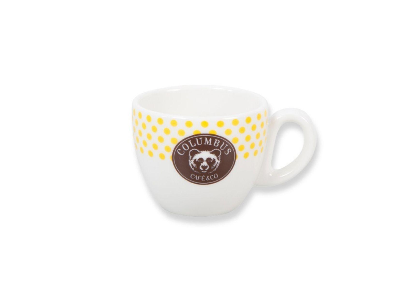 Tasse à café Columbus – 8cl.