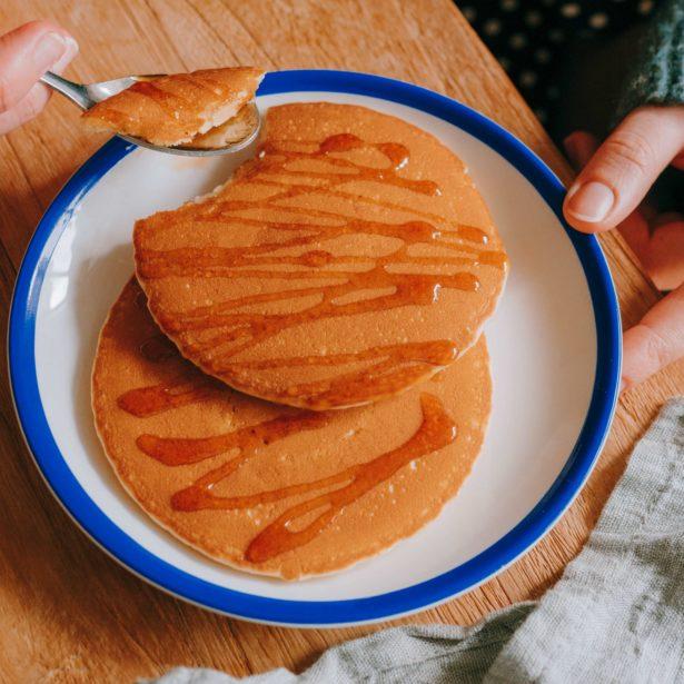 Nos Pancakes topping Caramel