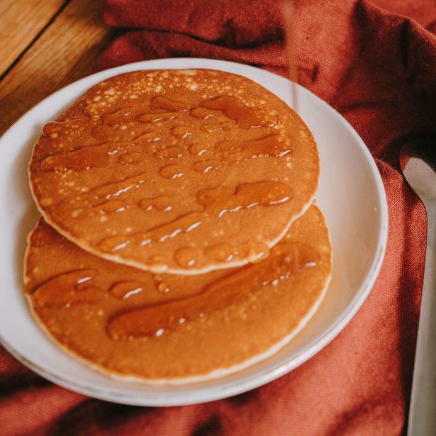 Nos Pancakes topping Sirop d'érable