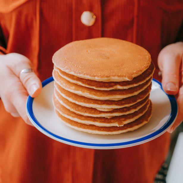 Nos Pancakes natures