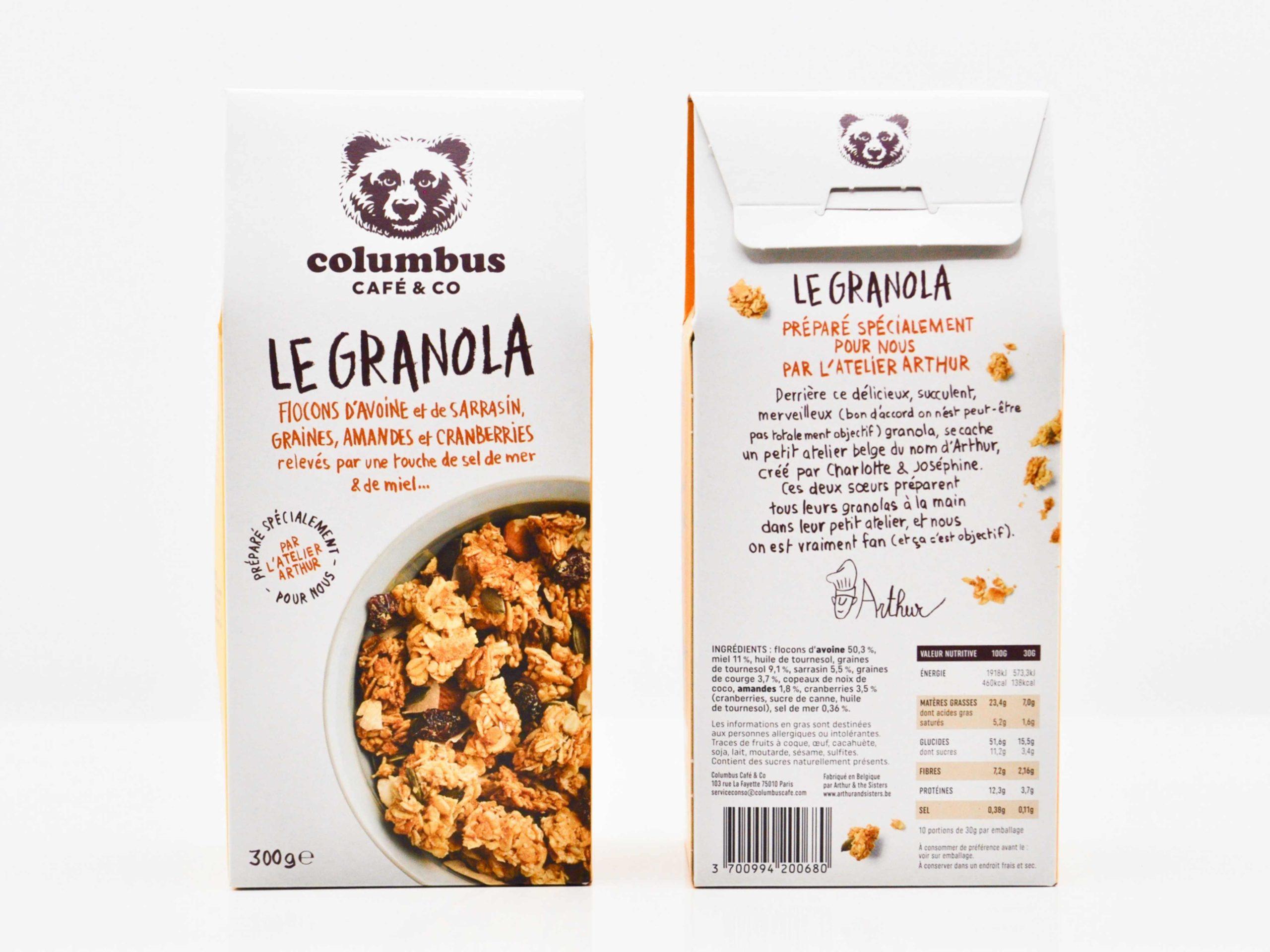 Granola – 300g
