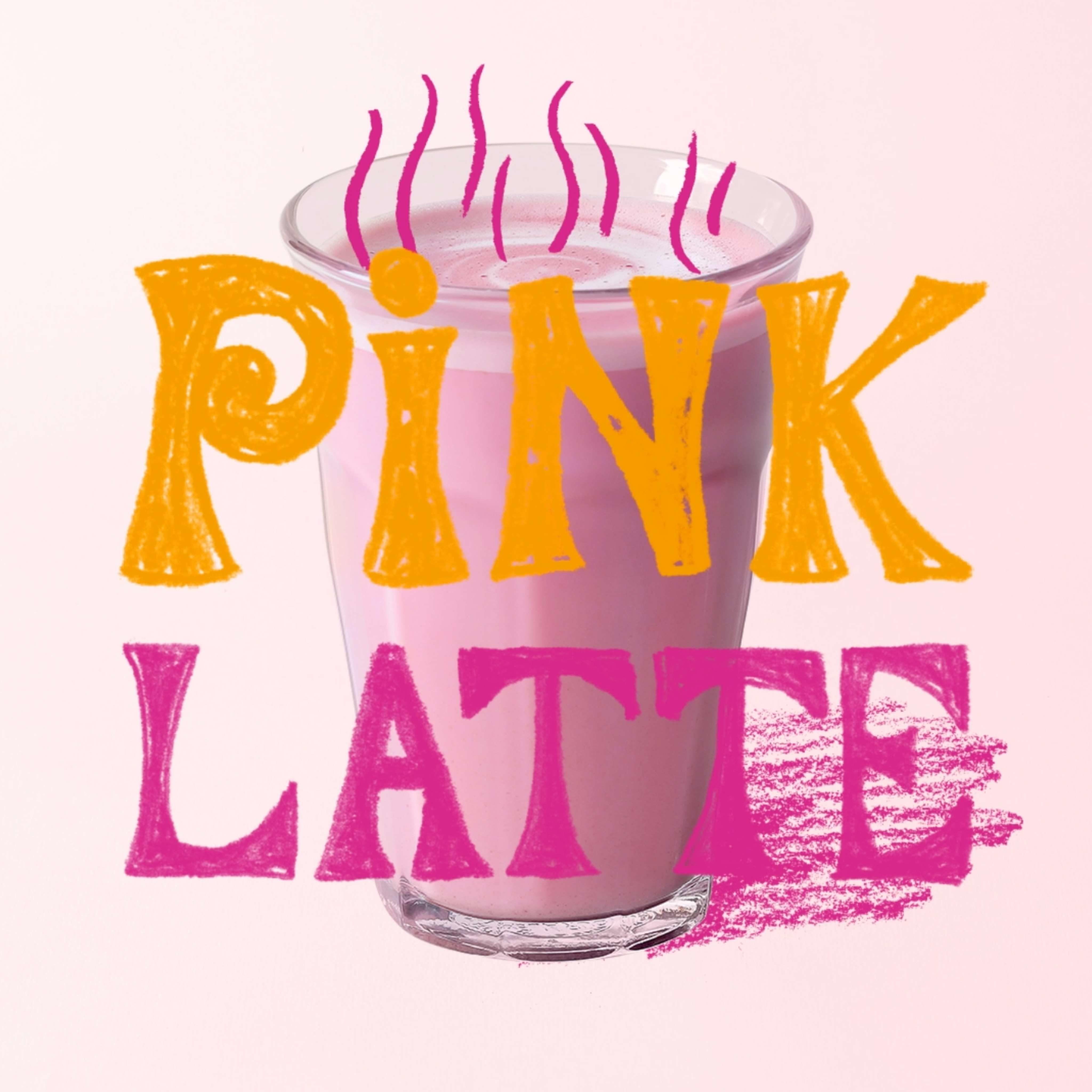 LE PINK LATTE