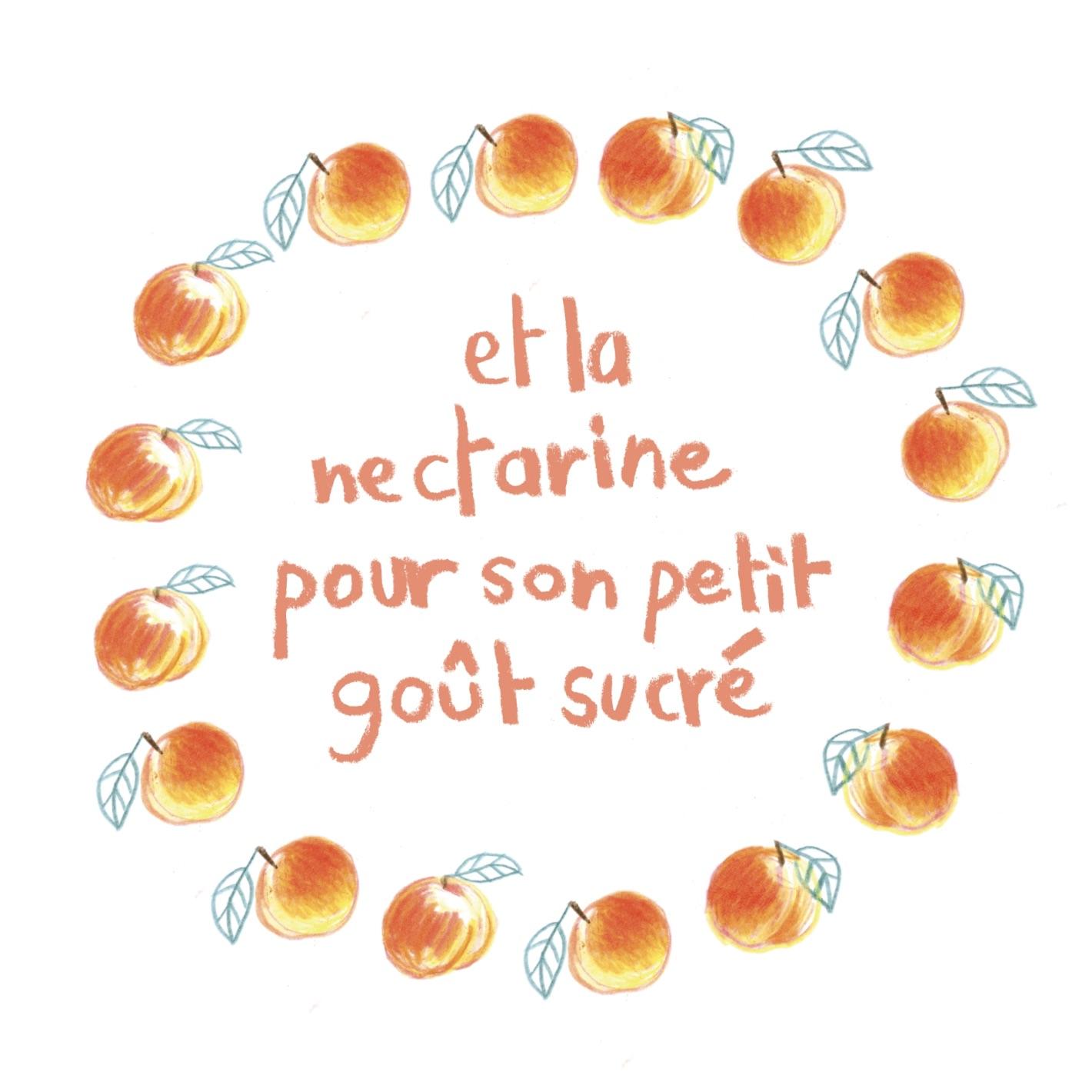 Thé glacé parfum nectarine verveine – 3L