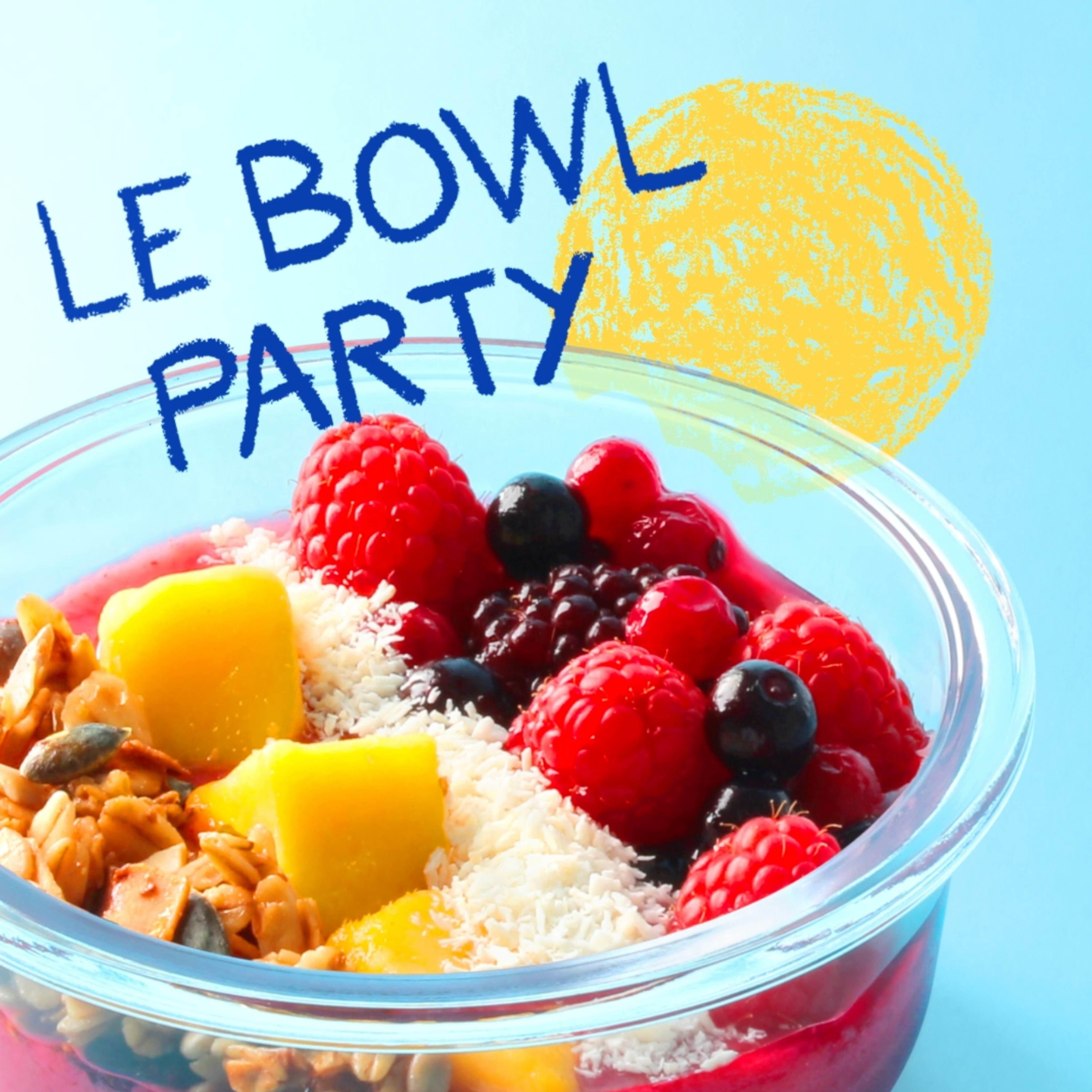 Le Bowl Party !