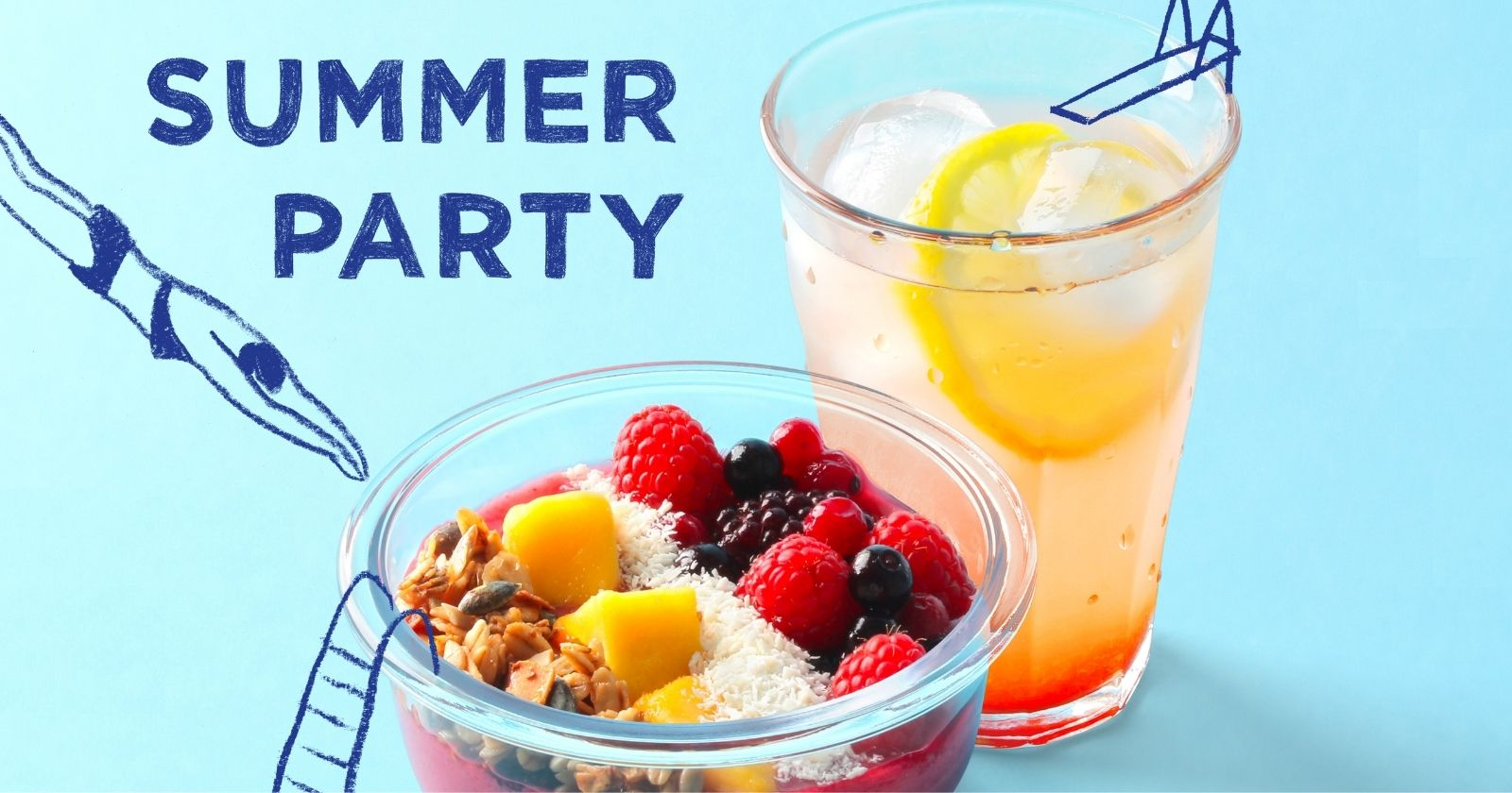 Summer party !