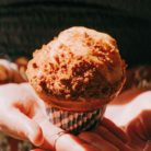 MUFFIN Speculoos Poire